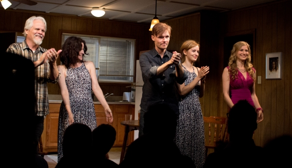 Brian Lally, Ally Sheedy, Scott Haze, Ahna O''Reilly and Allie Gallerani Photo