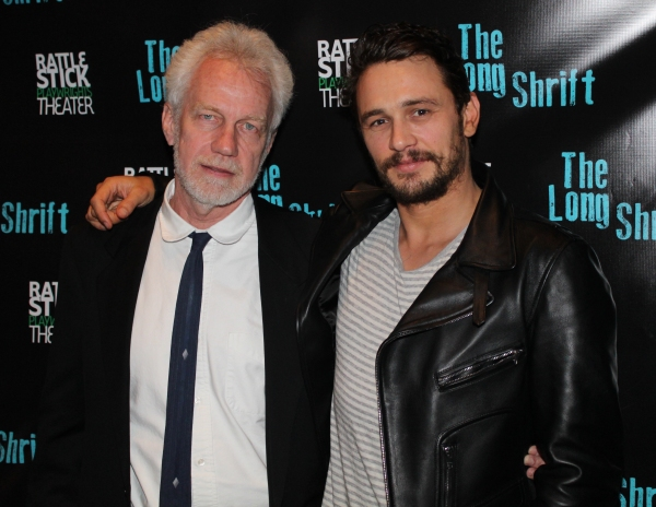 Robert Boswell and James Franco