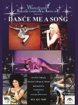 DANCE ME A SONG Poster