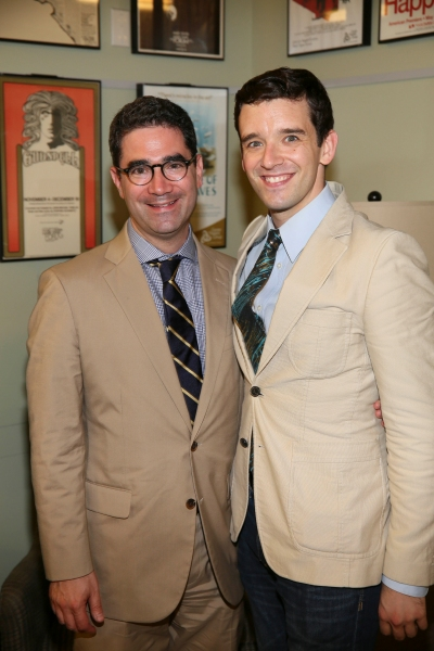 Jonathan Tolins, Michael Urie