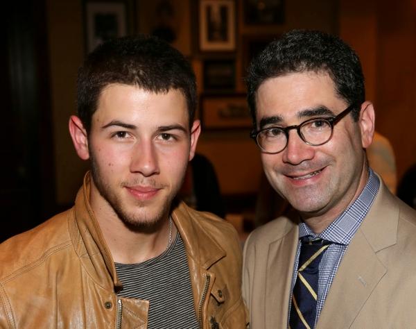 Nick Jonas, Jonathan Tolins