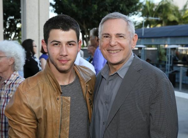 Nick Jonas, Craig Zadan