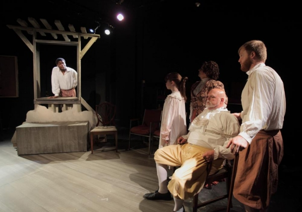 Photo Flash: Ghost Light's ONE FLEA SPARE, Now Playing Through 7/25