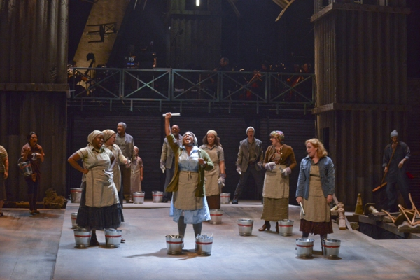 Photo Flash: First Look at Nehal Joshi, Justin Keyes, Allison Blackwell & More in Dallas Theater Center's LES MIS