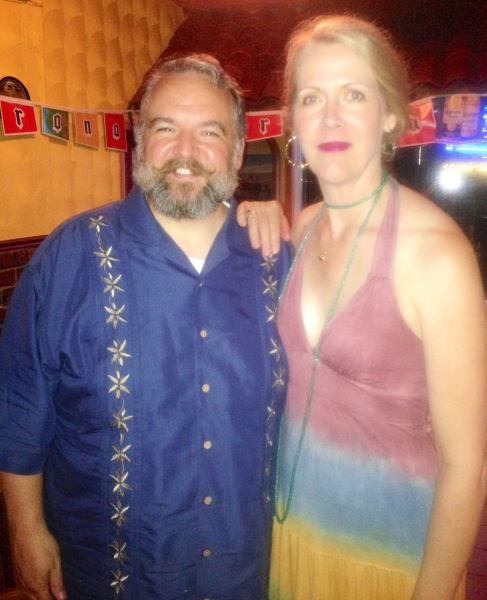 Brian McCartney and Patrice Egleston