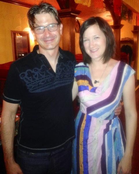 Christian Gray and Lydia Berger Gray Photo