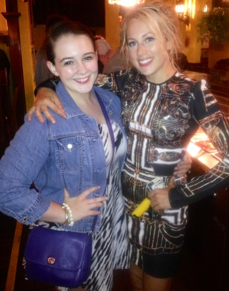Sara Costello and Caroline Kingsley Photo