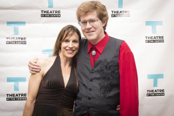 Amanda Rogers and Gregg Opelka