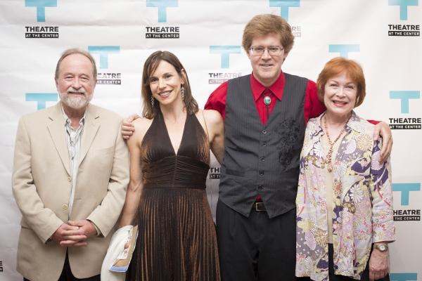 Anthony Henning, Amanda Rogers, Gregg Opelka and Linda Kaye Henning