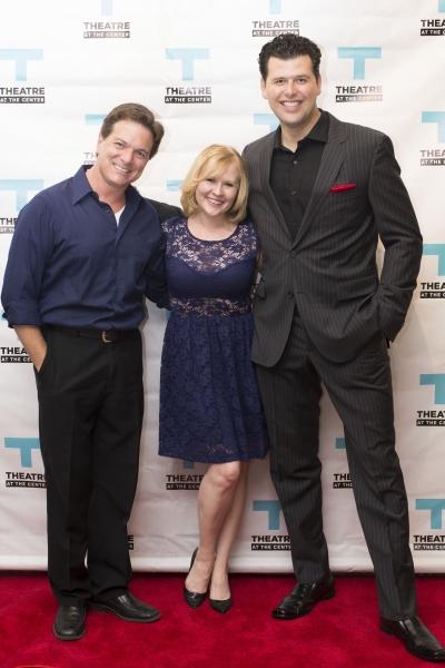 Bernie Yvon, Nicole Miller and John Stemberg Photo