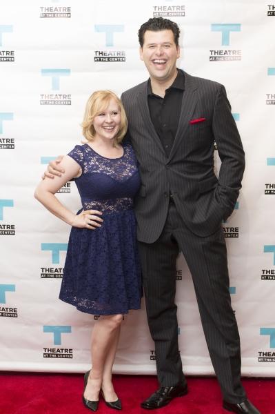 John Stemberg and Nicole Miller