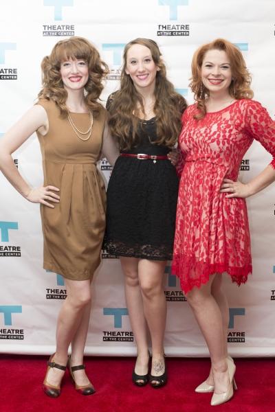 Victoria Blade, Rebecca Bradford and Colette Todd