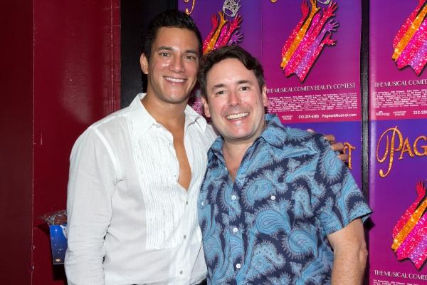 Nicholas Rodriguez, Matt Lenz