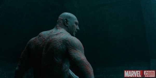 Photo Flash: First Look - New Images from Marvel's GUARDIANS OF THE GALAXY