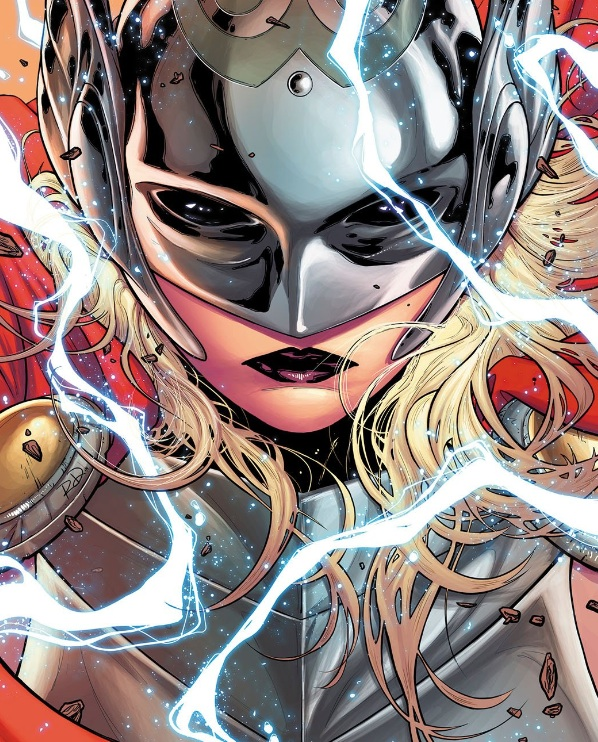 First Look - Marvel Announces Iconic Character 'Thor' Will Now Be a Woman!