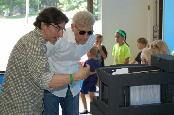 Photo Flash: Styx Band Member Dennis DeYoung Visits 12.14 Foundation's Rehearsals for 101 DALMATIANS