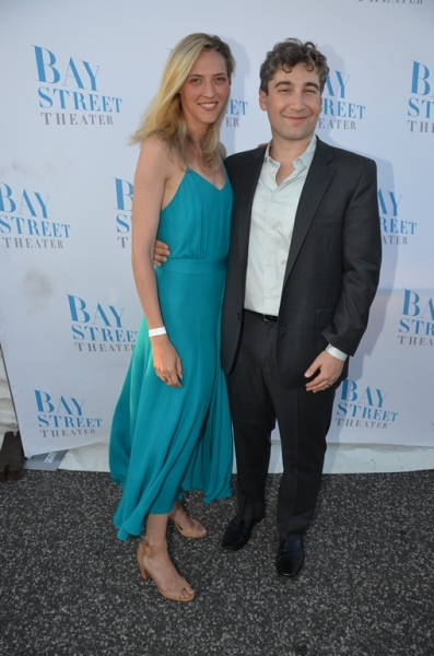 Photo Flash: Patina Miller, Stephen Schwartz and More at Bay Street Theater's 2014 Gala