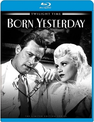 BORN YESTERDAY Now Available In Blu-ray Edition