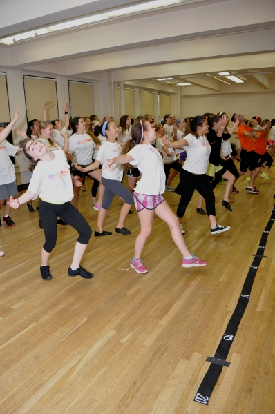 Photo Coverage: Camp Broadway Kids Gather for NYC Workshop!