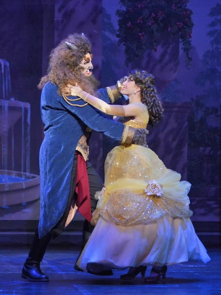 Photo Flash: First Look at Gwen Hollander, Garrett Marshall and More in Musical Theatre West's BEAUTY AND THE BEAST Starring