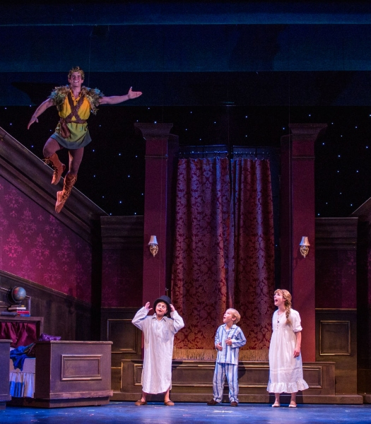 Photo Flash: First Look at David Errigo Jr., Kiel Klaphake and More in ABT's PETER PAN
