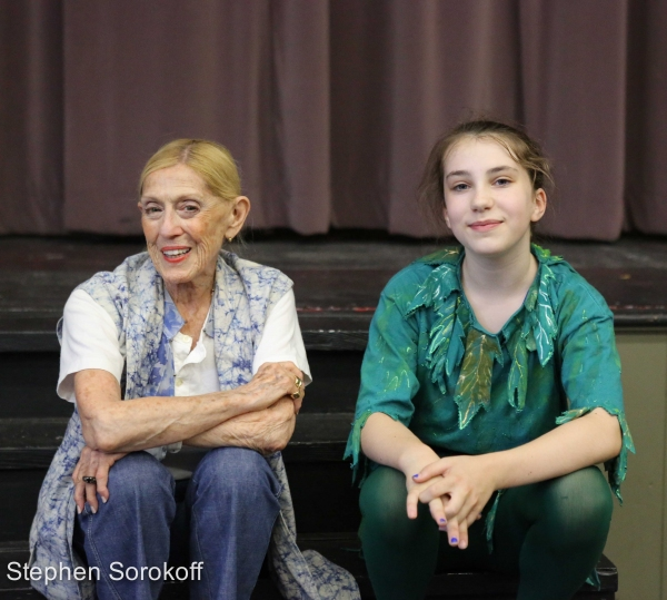 Photo Coverage: Sondra Lee Visits Gas Lamp Academy of Performing Arts' PETER PAN