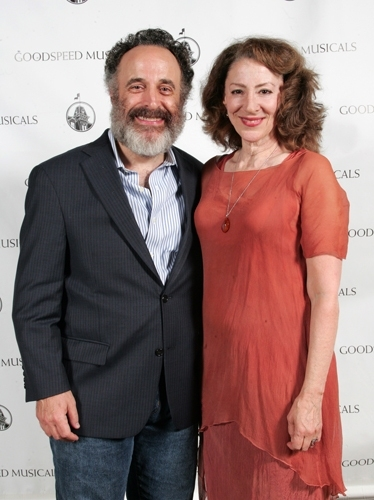 Adam Heller and Lori Wilner