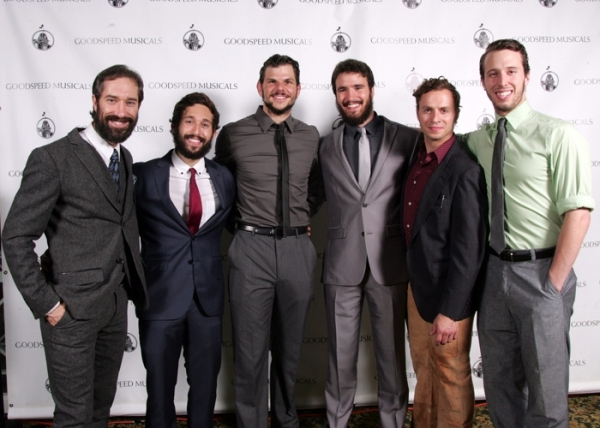 Photos: Adam Heller, David Perlman, Elizabeth DeRosa and More Celebrate Goodspeed's 50th Anniversary with FIDDLER Preview Opening!