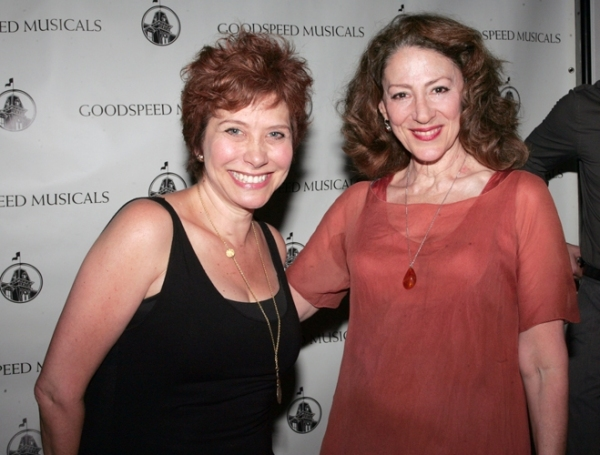Cheryl Stern and Lori Wilner