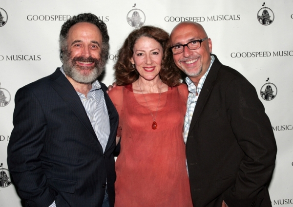 Adam Heller, Lori Wilner and Rob Ruggiero