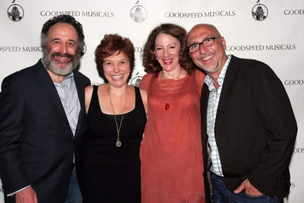 Adam Heller, Cheryl Stern, Lori Wilner and Rob Ruggiero