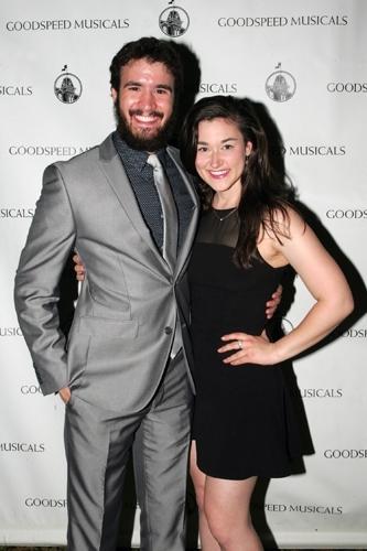 Matthew Amira and Jen Brissman