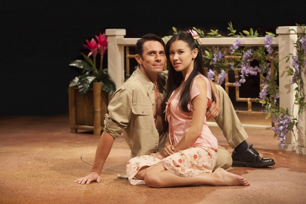 Photo Flash: Sneak Peek at Beth Malone, John Cudia and More in SOUTH PACIFIC at California Music Circus
