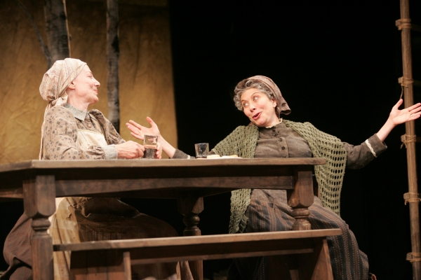 Photo Flash: First Look at Adam Heller, David Perlman, Elizabeth DeRosa & More in Goodspeed's 50th Anniversary Production of FIDDLER ON THE ROOF