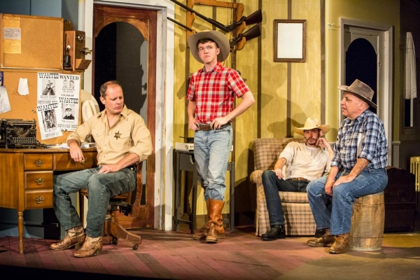 Photo Flash: First Look at The Sherman Playhouse's THE RAINMAKER