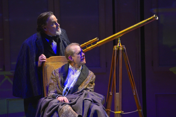 Photo Flash: First Look at La Jolla Playhouse's ETHER DOME