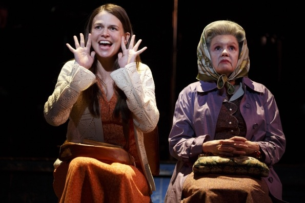 WAKE UP with BWW 7/17/14 - VIOLET Hits 100, Durang as 'Vanya', INTO THE WOODS in San Diego and More!