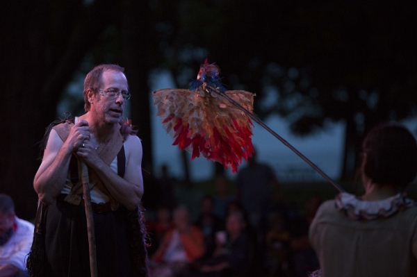 Photo Flash: First Look - THE TEMPEST Marks 20 Years for Driftwood Theatre