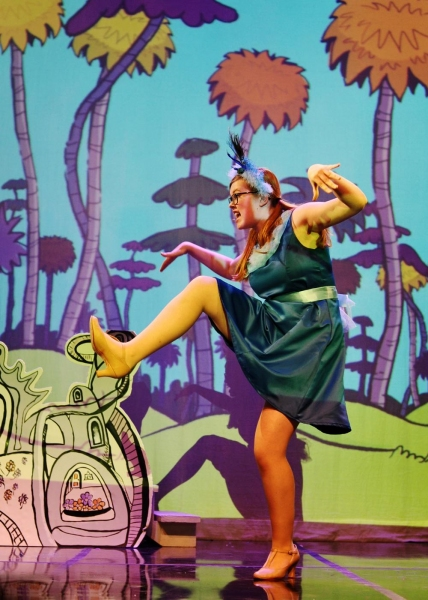 Photo Flash: First Look at SEUSSICAL at the Franklin Theatre