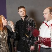 Photo Flash: Meet the Cast of Spark Theater's SHAKESPEARE TO THE DEATH