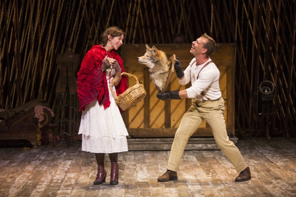 Photo Flash: First Look at the New York-Bound INTO THE WOODS at The Old Globe!