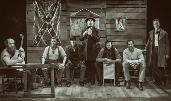 BWW Reviews: NYMF's BAYONETS OF ANGST is Raucous Revelry