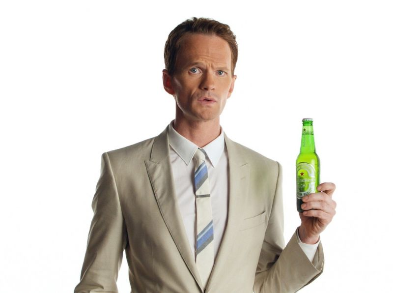 FIRST LOOK - Neil Patrick Harris Featured in New Heineken 'Best Tasting Light Beer' Campaign