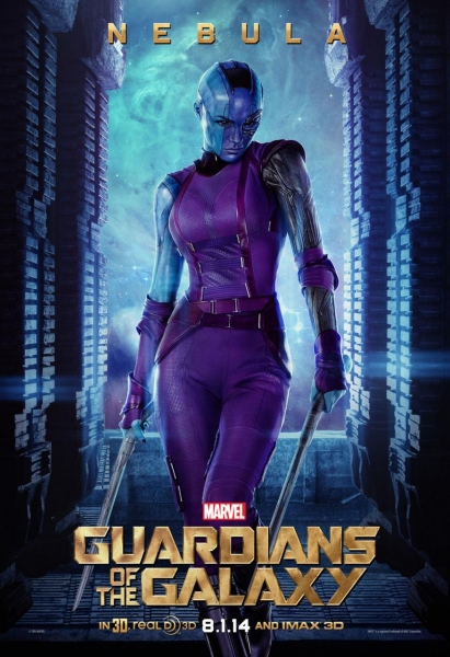 Photo Flash: First Look - GUARDIANS OF THE GALAXY Villains Featured in New Character Posters