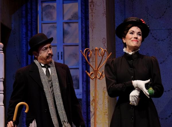 Steven Glaudini and Jessica Bernard