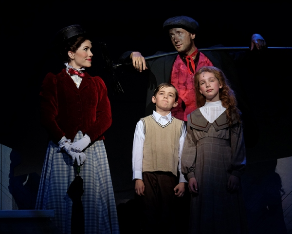 Photo Flash: First Look - Moonight Stage's MARY POPPINS, Now Playing