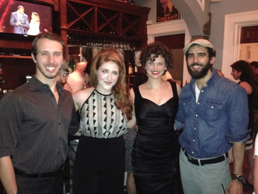 BWW Blog: Jesse Swimm of Goodspeed's FIDDLER ON THE ROOF - It's Opening Night
