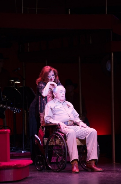 Photo Flash: First Look at TUTS' THE BEST LITTLE WHOREHOUSE IN TEXAS, Now Playing