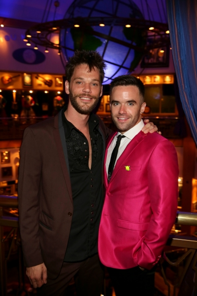 Ryan Knowles, Brian Justin Crum Photo