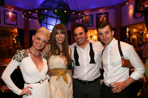 Photo Flash: Inside Opening Night of Queen's WE WILL ROCK YOU at CTG/Ahmanson Theatre!